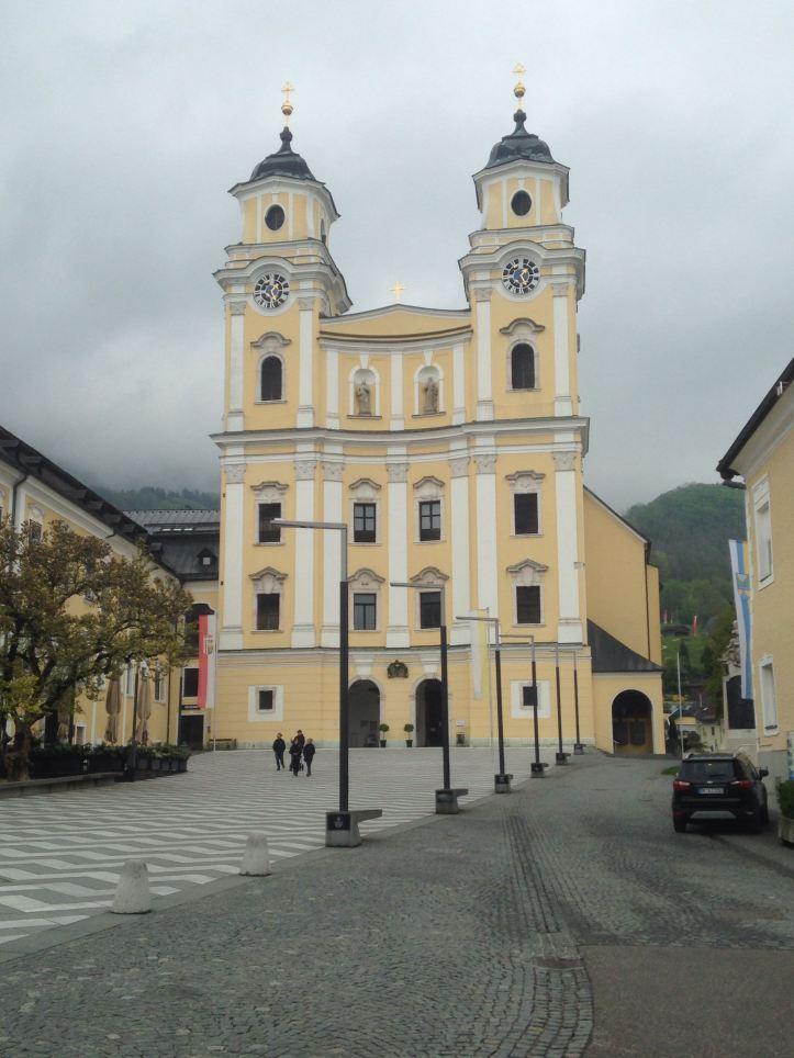 0502Mondsee Kirche